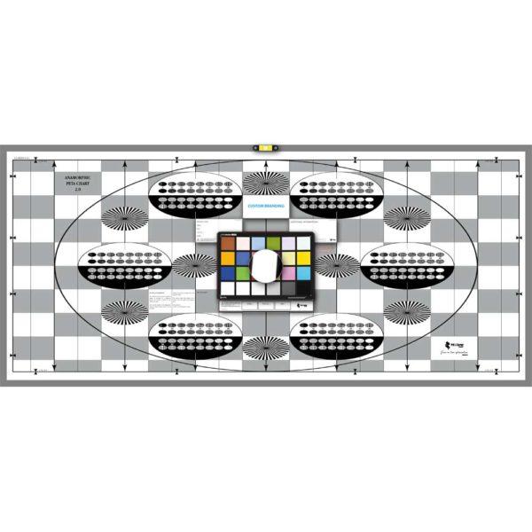 Mire PETA 2.0 de Prêt À Tounrer avec kit accessoires Color Checker