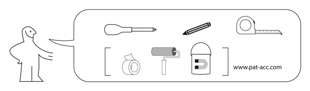 Manuel d'installation mires atelier PAT - page 1