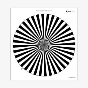 FOCUS-SHARPNESS-MICRO-CHART-5°-PRÊT-À-TOURNER