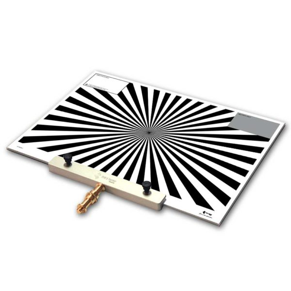 MEGA-focus-sharpness-Chart-STAR-BOX-image-produit-Prêt-À-Tourner